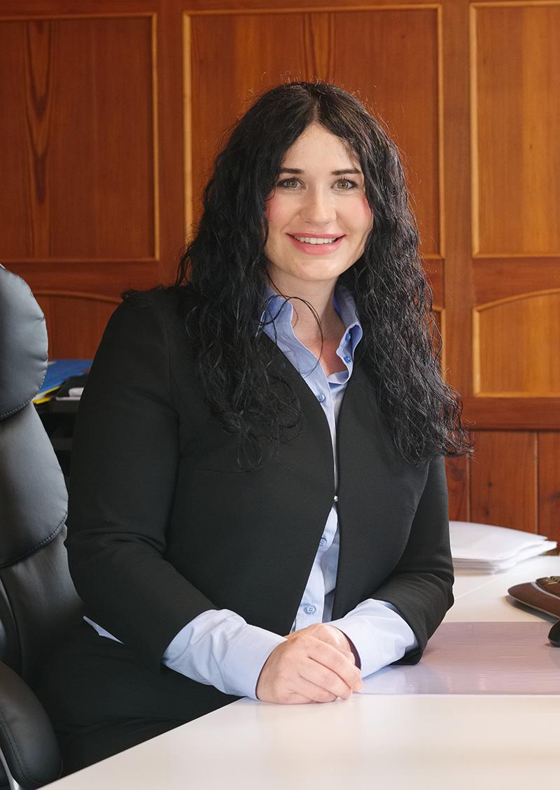 Alexandra Barth, Steuerberaterin und Inhaberin der Steuerkanzlei Barth in Biberach